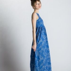 Mata Traders Isle of Skye Maxi Dress